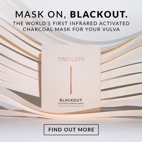 Mask on, Blackout.
