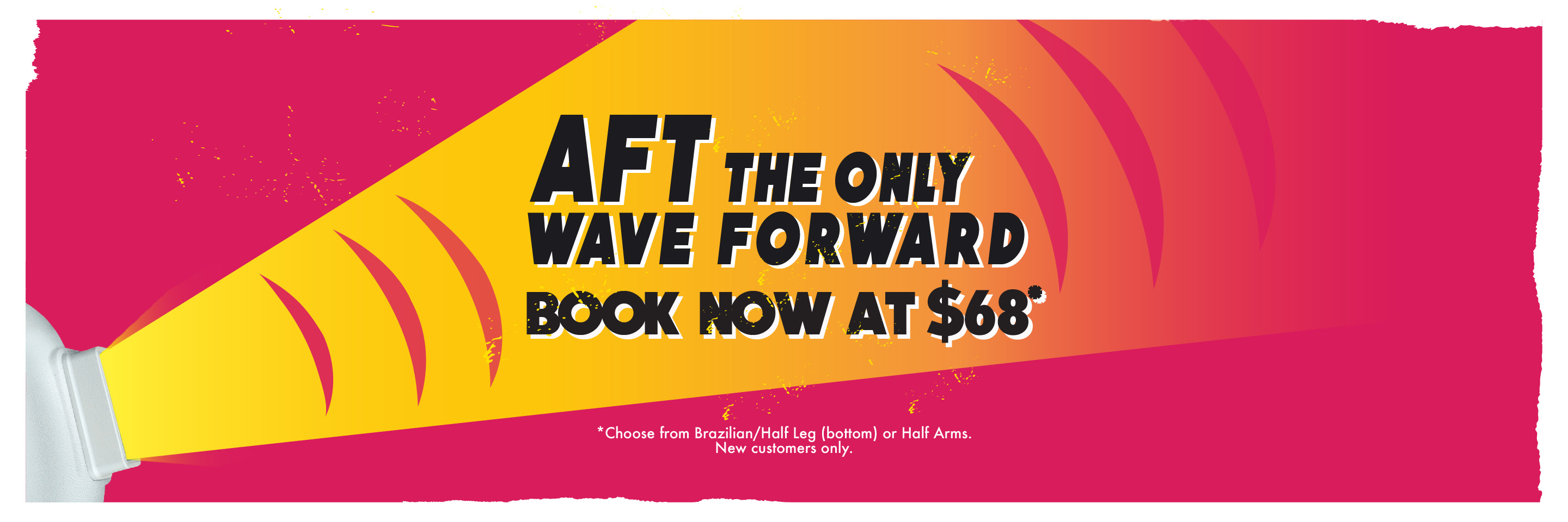 AFT The Only Wave Forward - Lead Gen June 2019