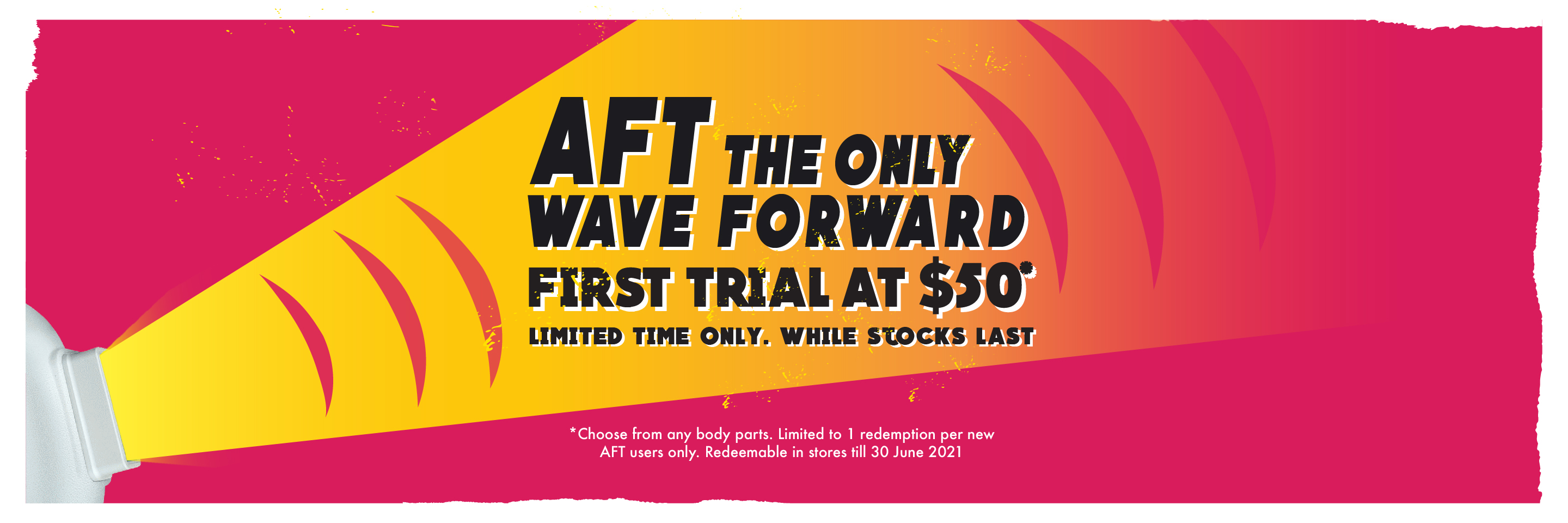 AFT $50 Trial May - Oct 2020